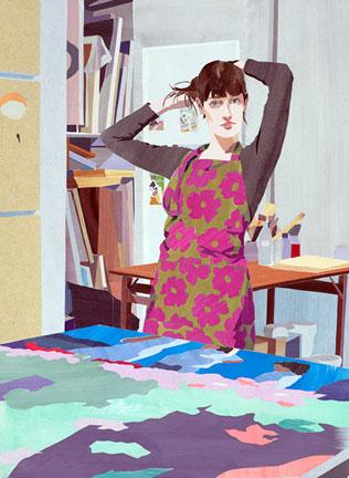 Isca in the Studio, 2009